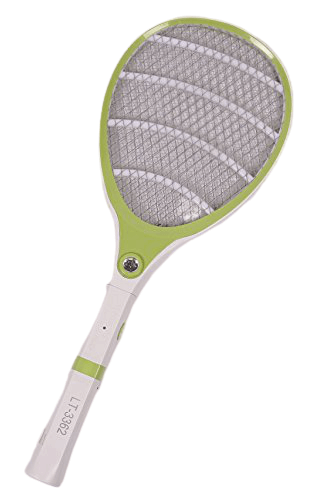 SUPER TOY Plastic Rechargeable Electric Insect Killer Mosquito Racket