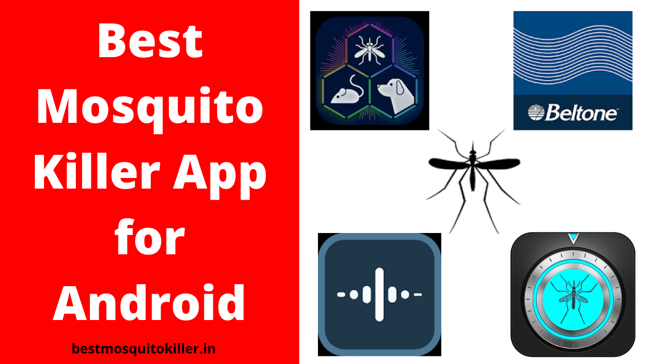 Best Mosquito Killer App for Android