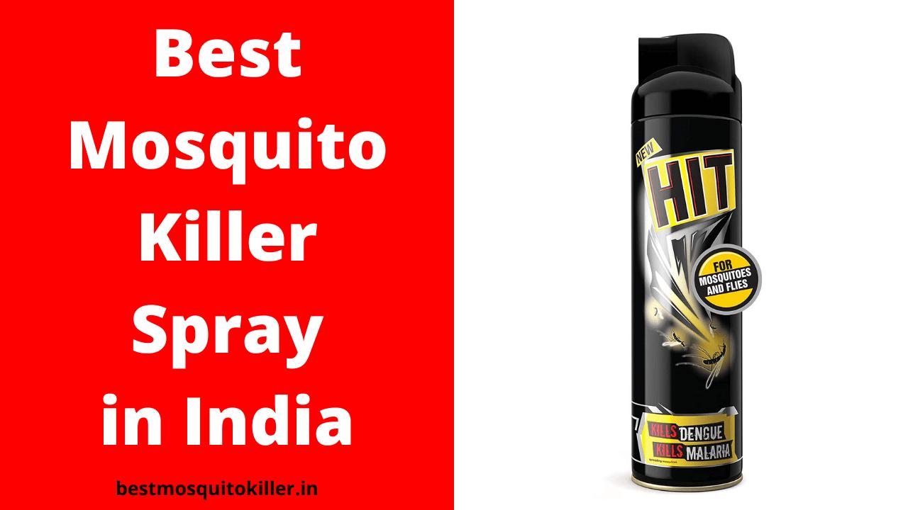 Best Mosquito Killer Spray in India