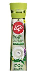 Goodknight Naturals Neem Mosquito repellent Spray- 150ml