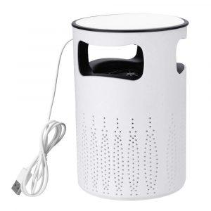 Minternity New USB Inhalation Bug Zapper Pest Control LED Mosquito Killer Lamp