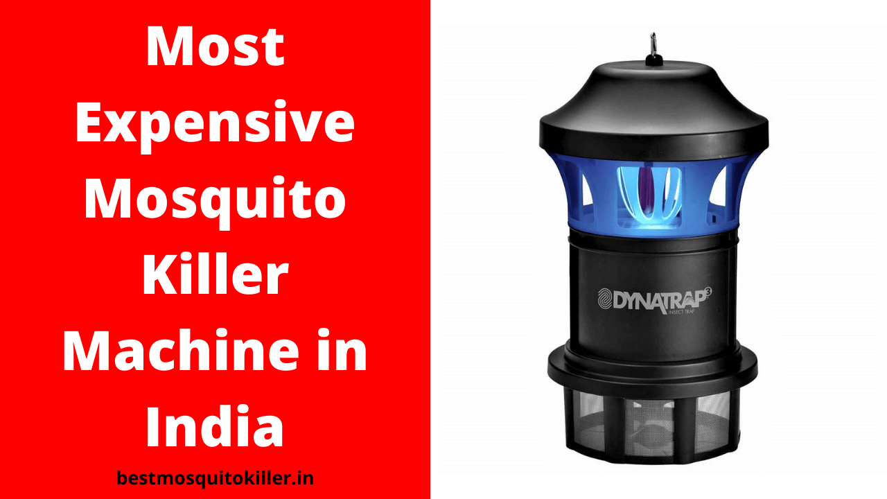 Most Expensive Mosquito Killer Machine in India