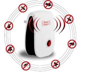WRIGHTRACK Ultrasonic Pest Repeller